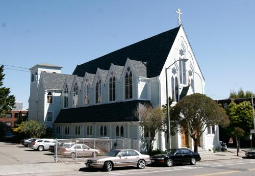 Old ROCOR Cathedral, Fulton St., San Francisco