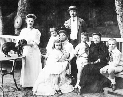 nabokovfamily